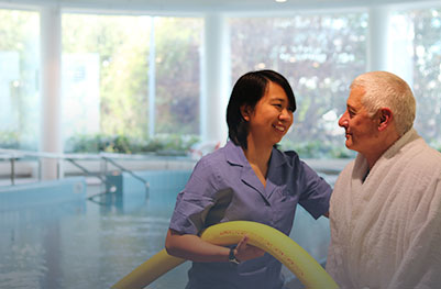 Patient care at Lakeview Private Hospital Hospital