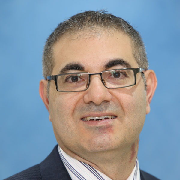 Dr Anthony Naim